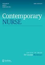contemporary nurse