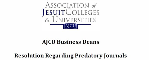 AJCU Business Deans